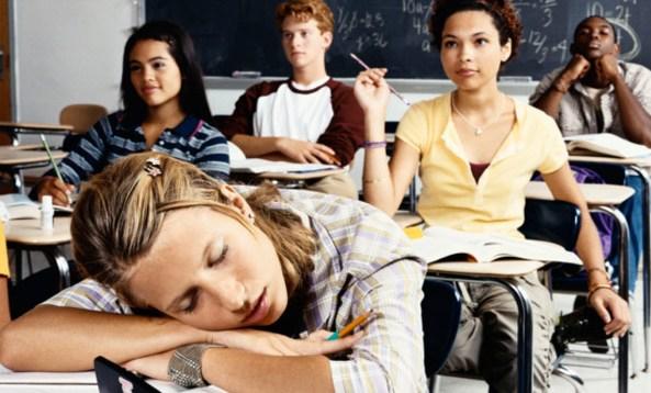 Amazing Sleep Experiments - Sleeping Teen
