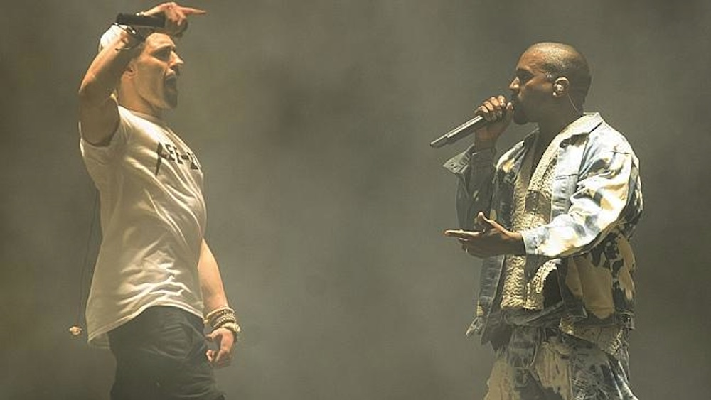 Kanye West Lee Nelson