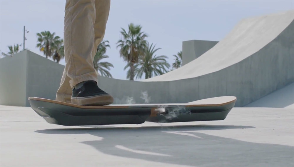Lexus Real Life Hoverboard