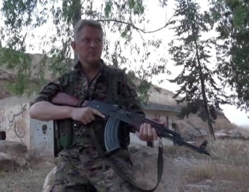Michael Enright Fights ISIS