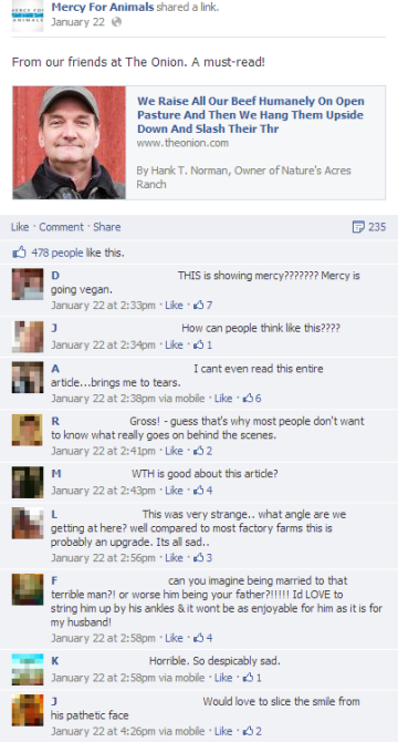 People Thinking The Onion Is Real On Facebook 22