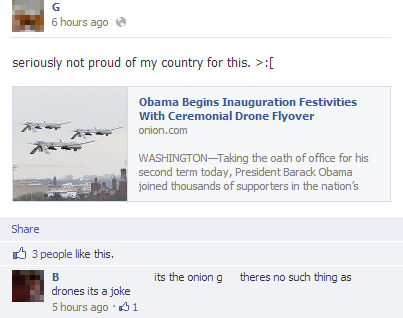 People Thinking The Onion Is Real On Facebook 23
