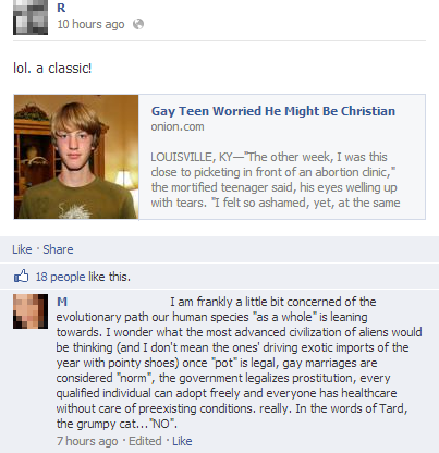 People Thinking The Onion Is Real On Facebook 31