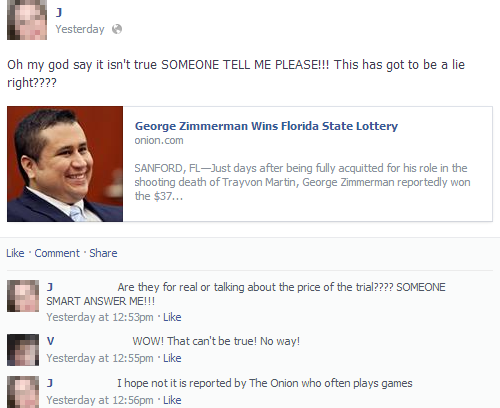 People Thinking The Onion Is Real On Facebook 6