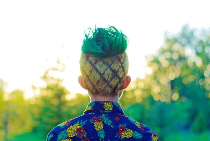 Pineapple Head 1