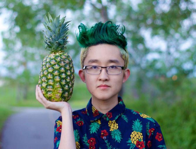 Pineapple Head 2
