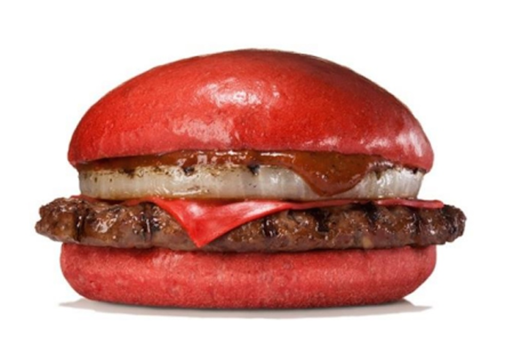 Red Beef Burger