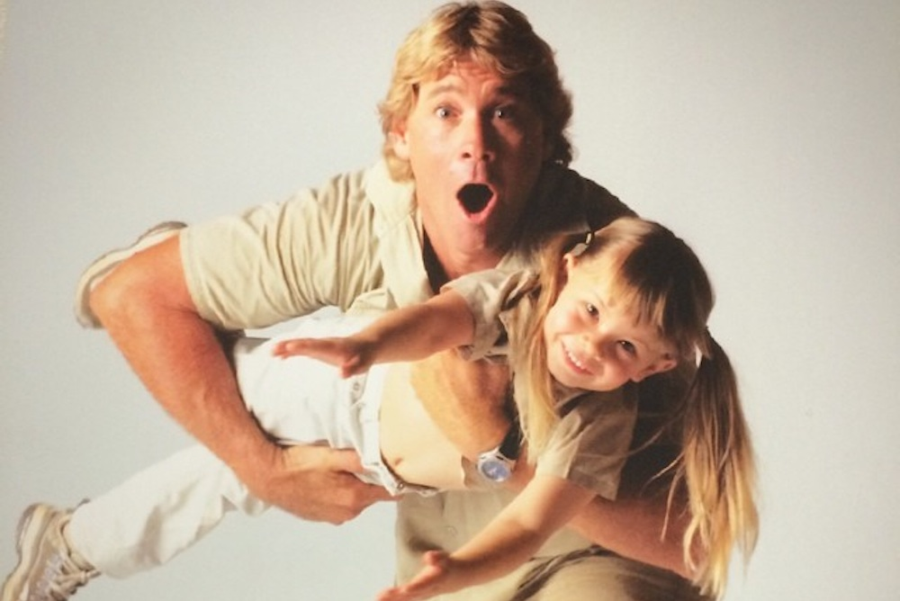 Steve Irwin Daughter Featured