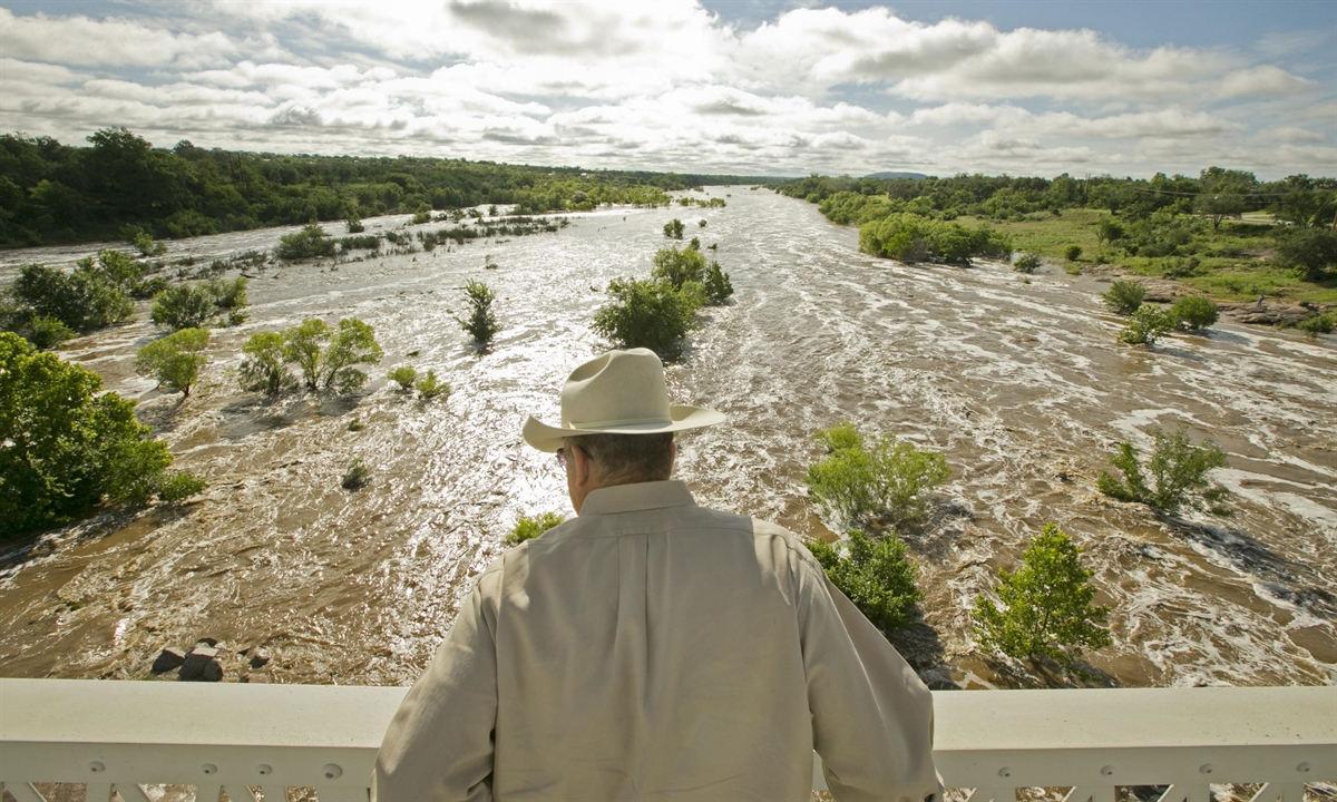 Texas Floods Video - Blanco River
