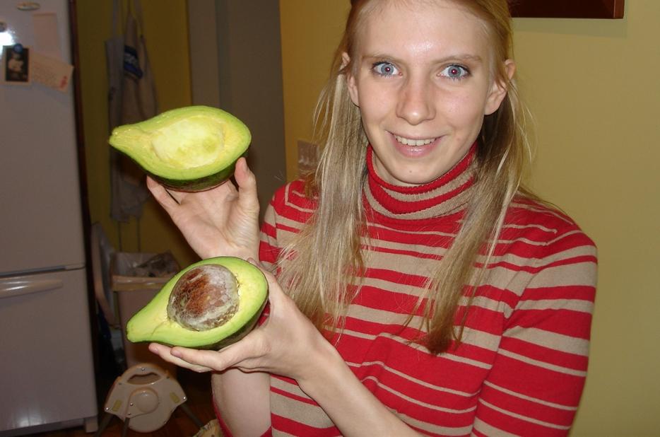 Avocado - Biggest Stone