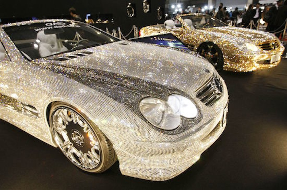 Billionaire Cars