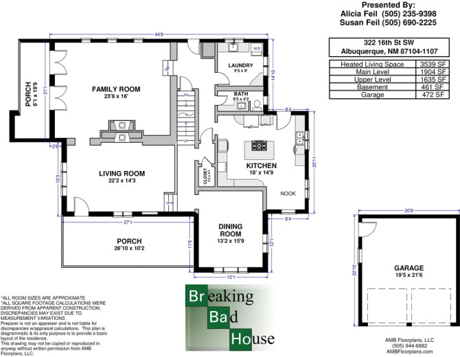 Breaking Bad House Blueprint 670x520 My House Blueprints Getimtools Com On Blueprints Of My House