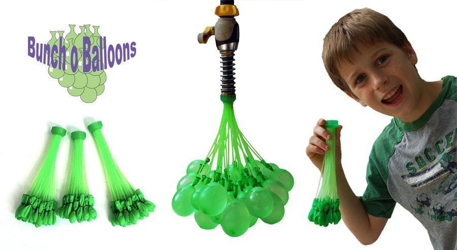 Bunch O Balloons Advert