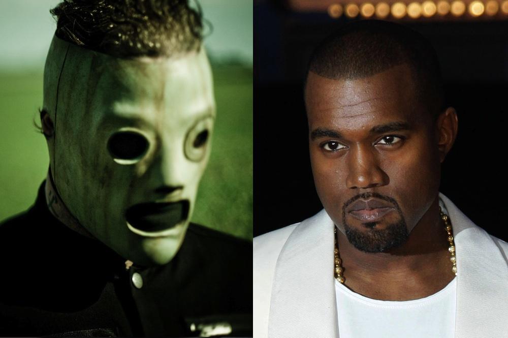 Corey Taylor Kanye West