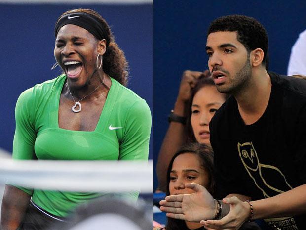 Serena williams drake dating 2011