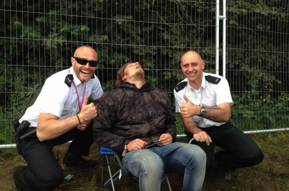 Glastonbury Hangover Featured