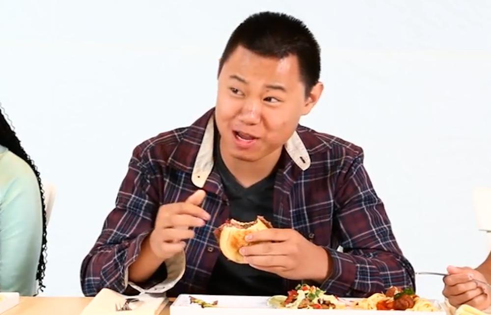 Guys Eat Dog Food Disguised As Gourmet Food