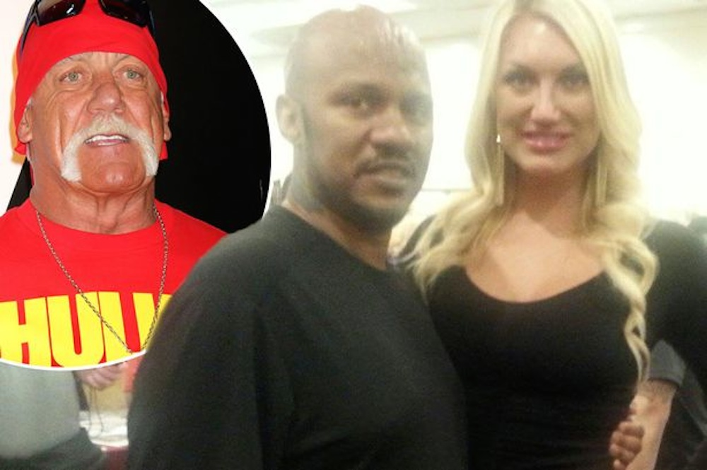 Hulk Hogan New Jack Brooke Hogan