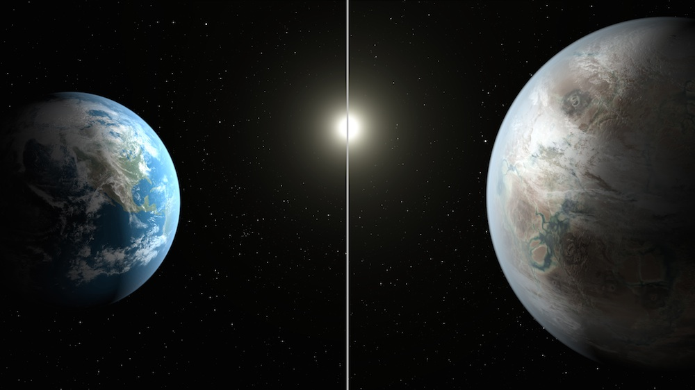 Kepler 452b Featured