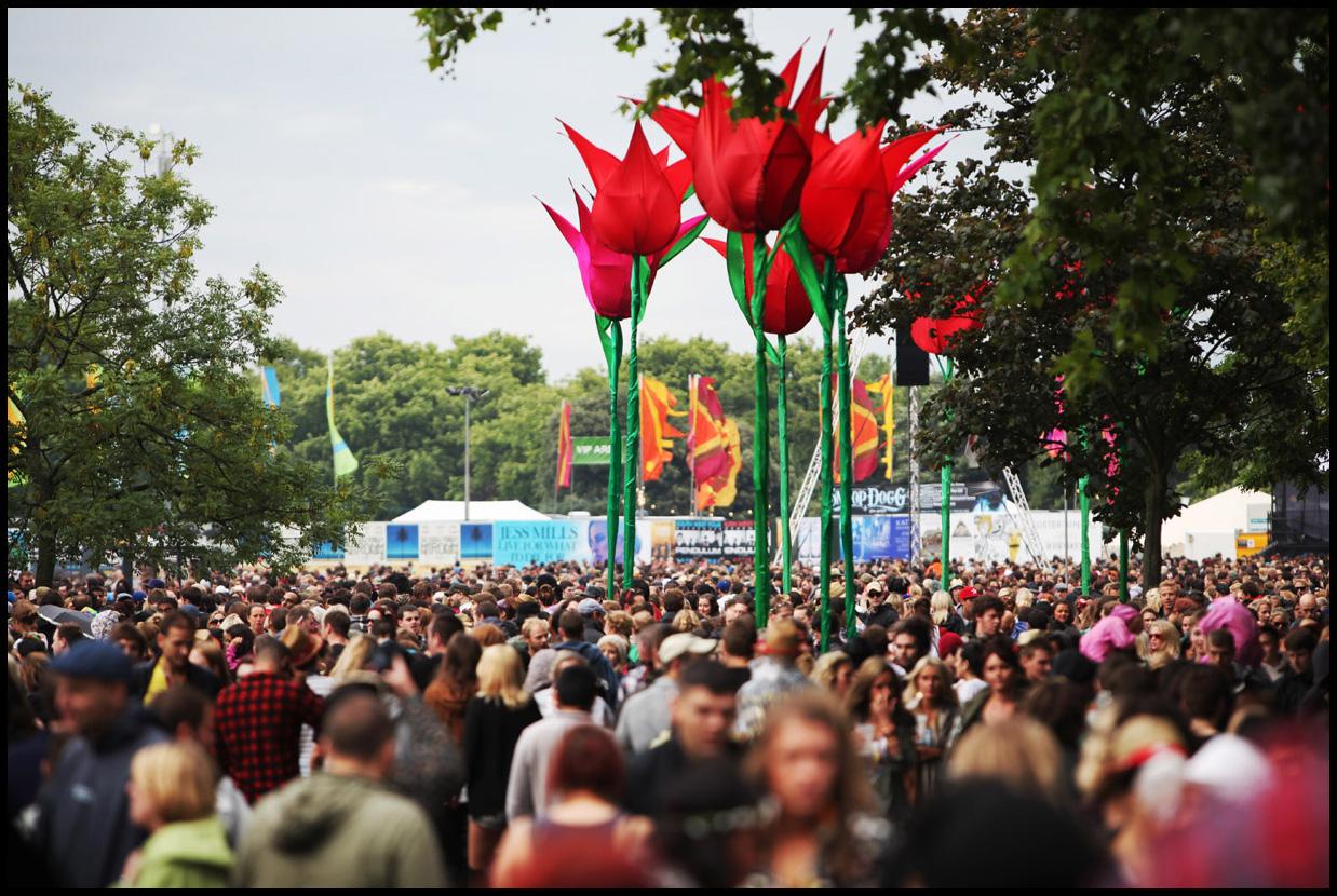 Lovebox Festival - 2013