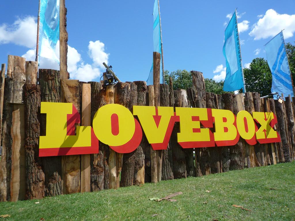Lovebox Festival - Barrier