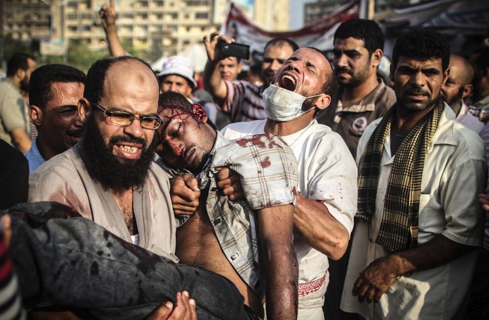 Mosa'ab Elshamy - 1 Death
