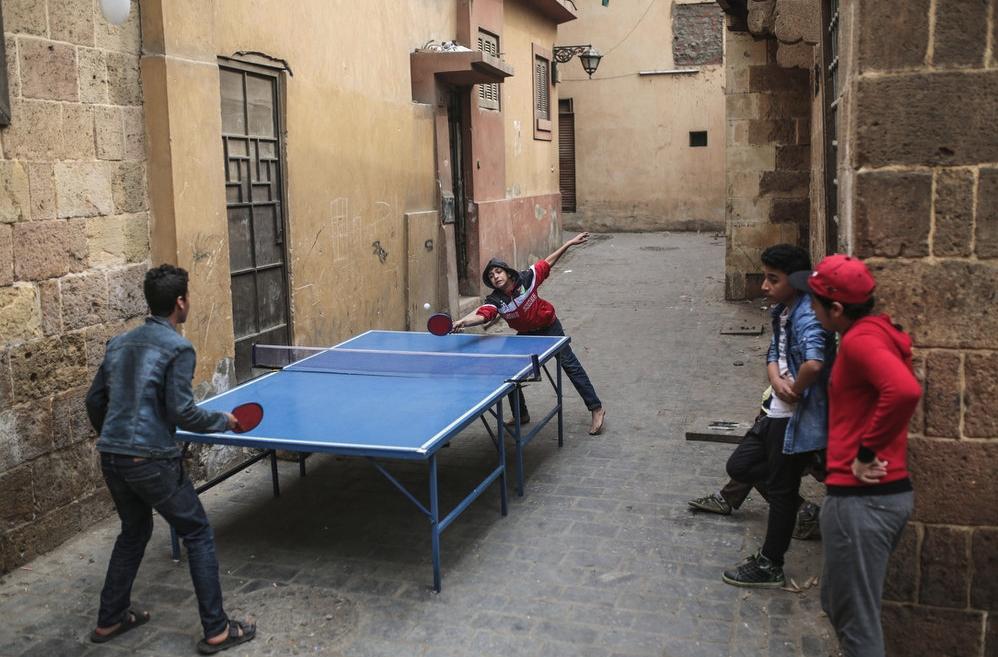 Mosa'ab Elshamy - 1 Ping Pong