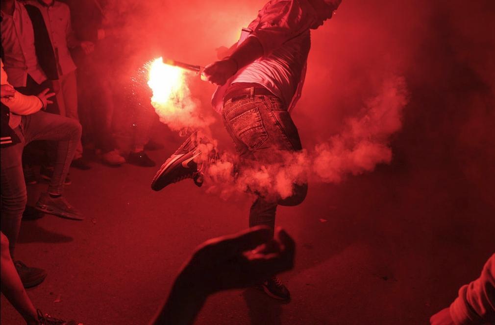 Mosa'ab Elshamy - 1 Riot