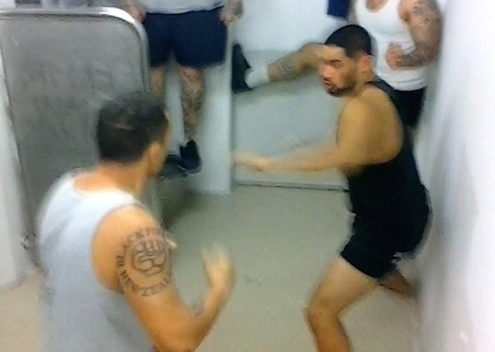 New Zealand Jail Fight Clubs