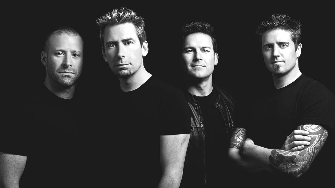 Nickelback Best Band In The World - Charity