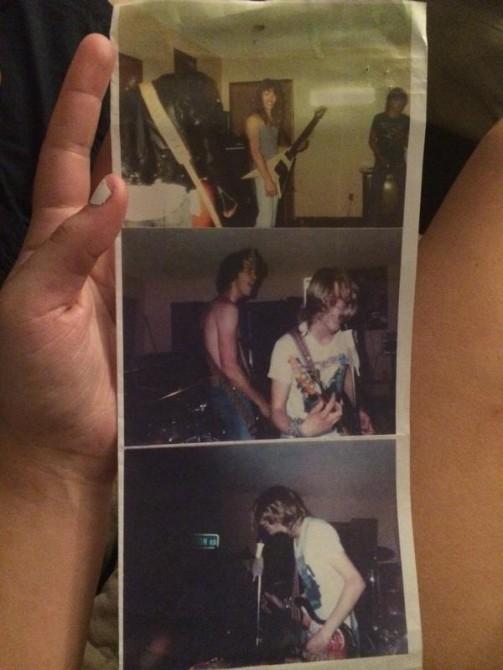 Nirvana First Ever Show 1987