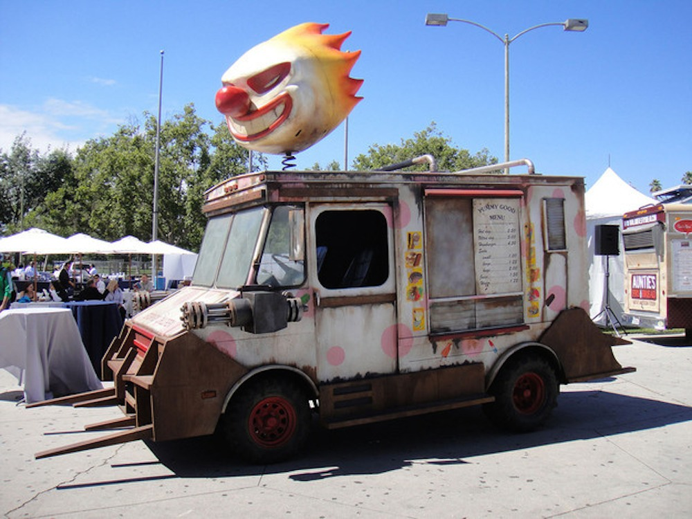 Ryan Duff Ice Cream Truck