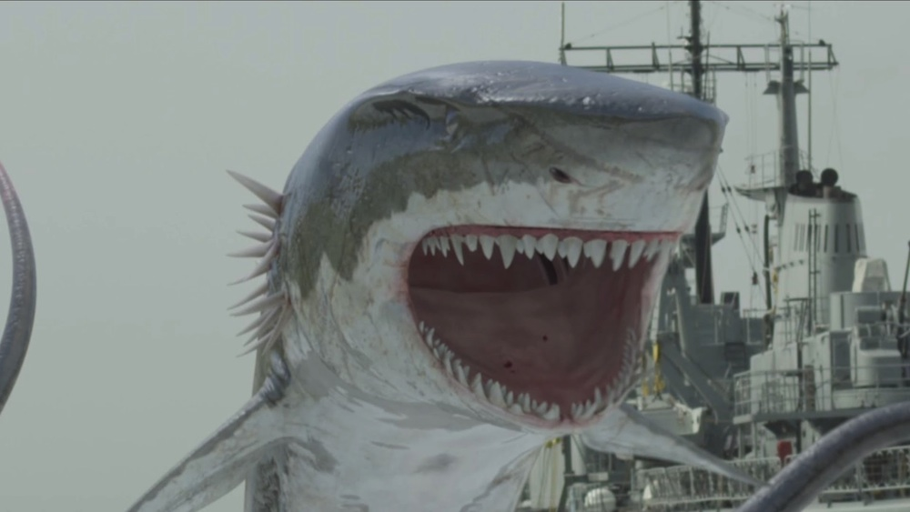 The Trailer For Sharktopus Vs Whalewolf Confirms It's This ...