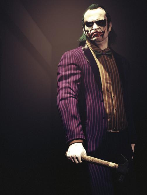 Trevor The Joker 1