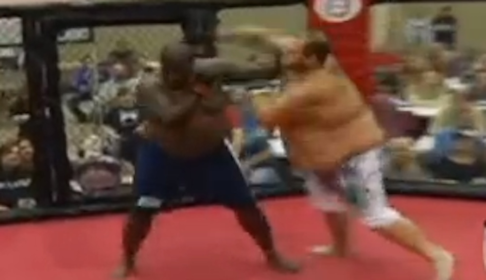 UFC Super Heavyweight Fight