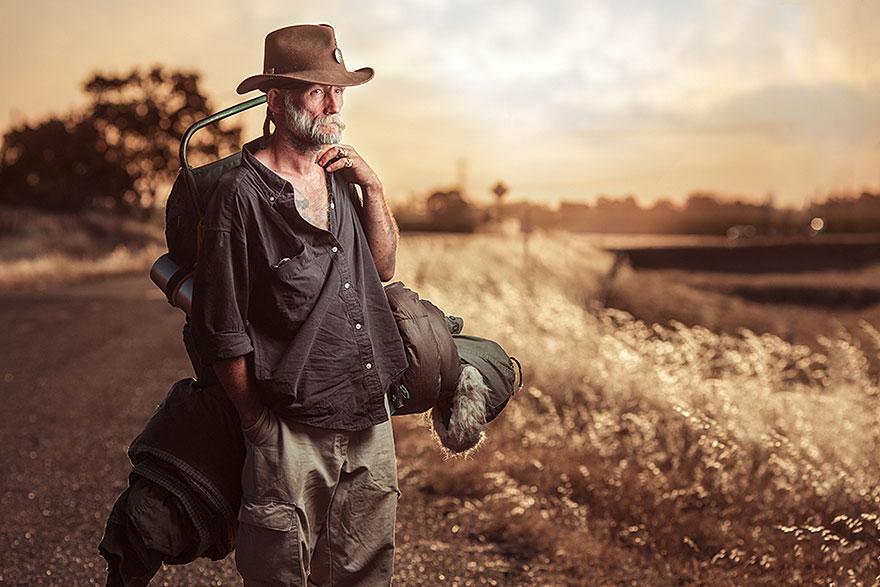Underexposed - Aaron Draper Homeless 2