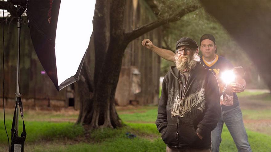 Underexposed - Aaron Draper Homeless 3