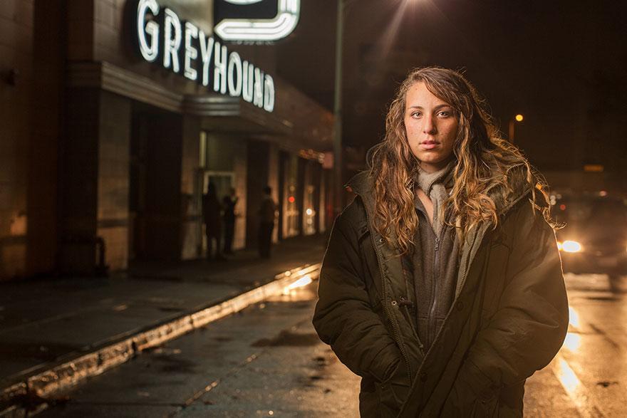 Underexposed - Aaron Draper Homeless 5
