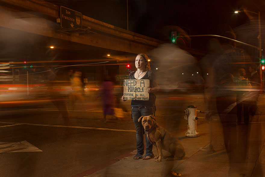 Underexposed - Aaron Draper Homeless 8