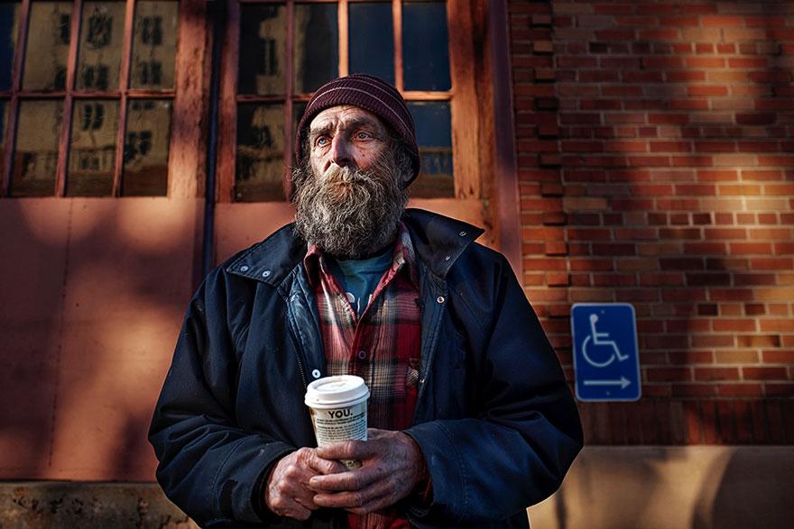 Underexposed - Aaron Draper Homeless 9
