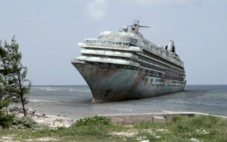 Walking Dead Cruise Walking Dead Cruise Ship