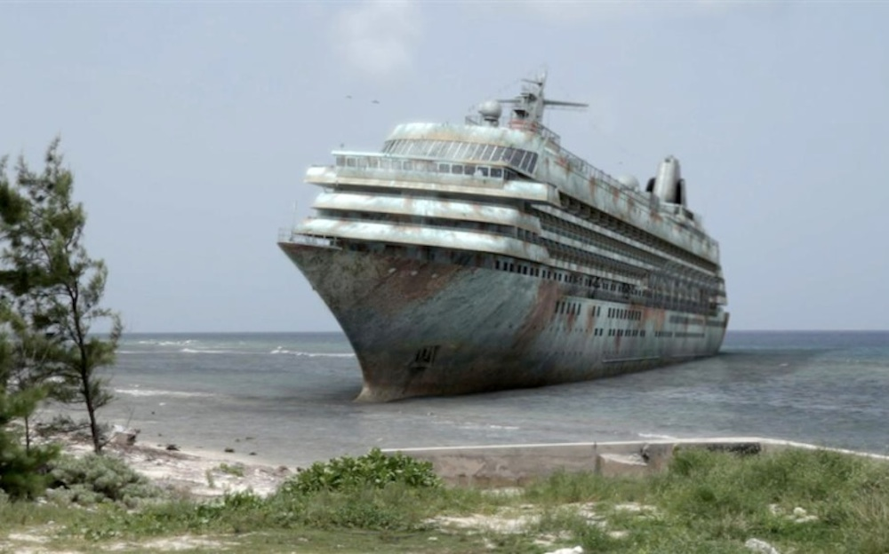 Walking Dead Cruise Ship