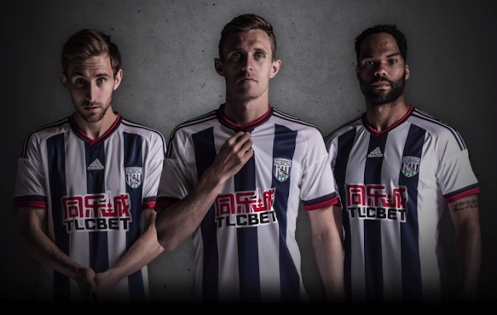 West Brom Worst Kit Launch VIdeo Ever