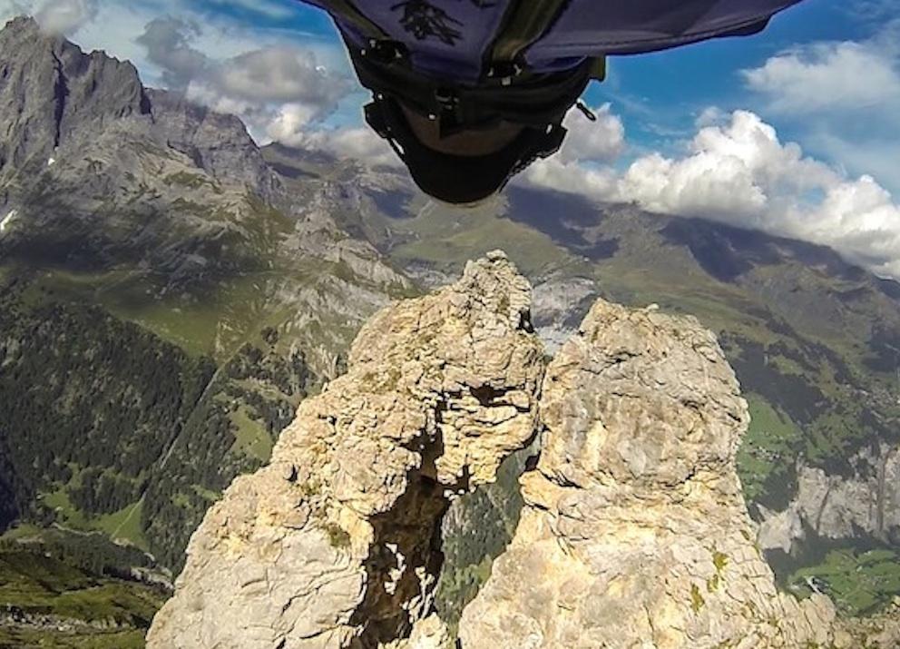 Wingsuit 70cm Hole