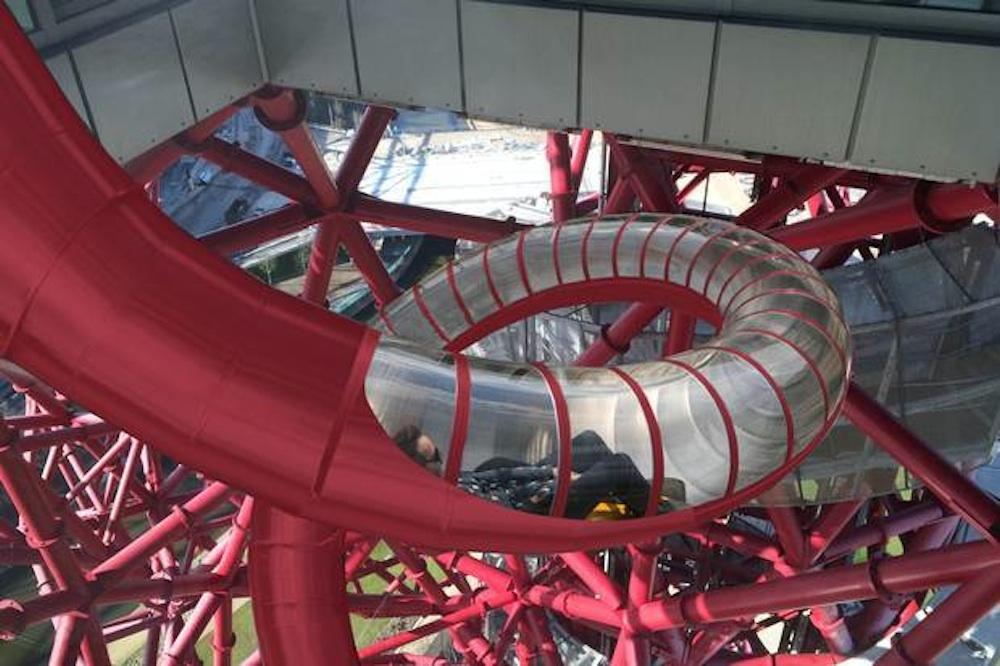 World's largest Slide