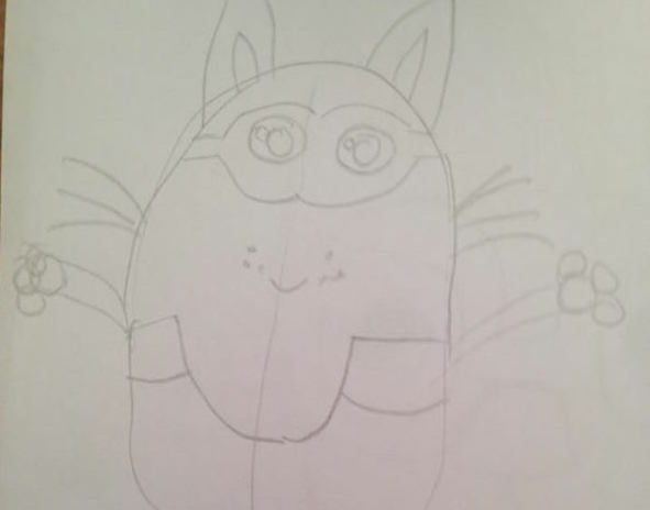cat minion