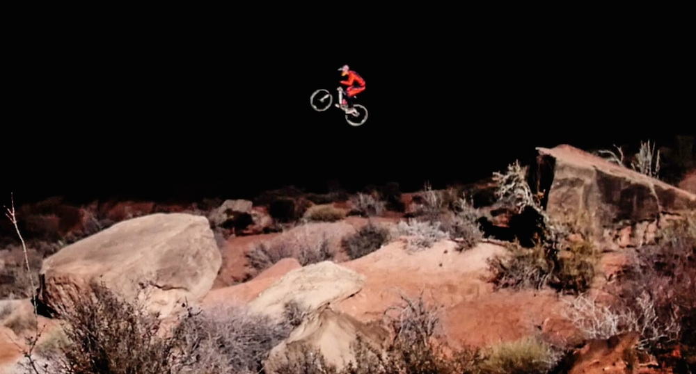 Brandon Semenuk Overshoots Gap