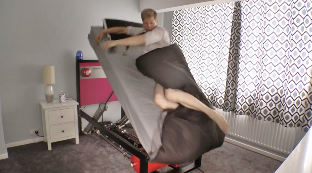 Ejector Seat Bed