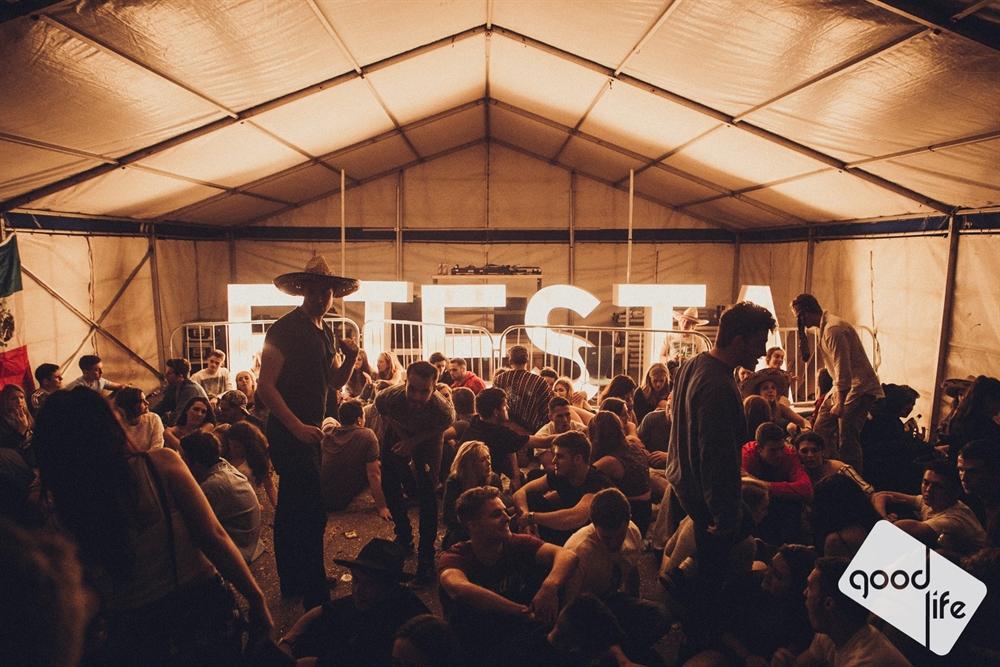 Fools Paradise - Fiesta lights