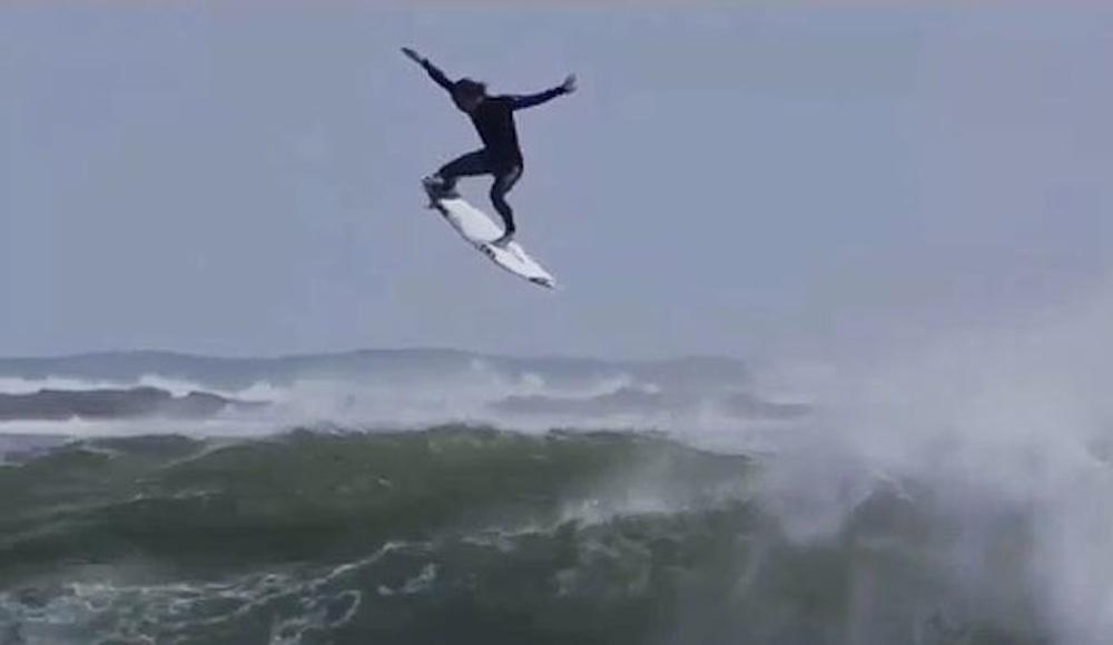 Jordy Smith Aerial